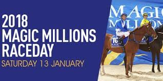 A guide To What's On – The Magic Millions Sales Complex Gold Coast Queensland  10 – 16 January 2018